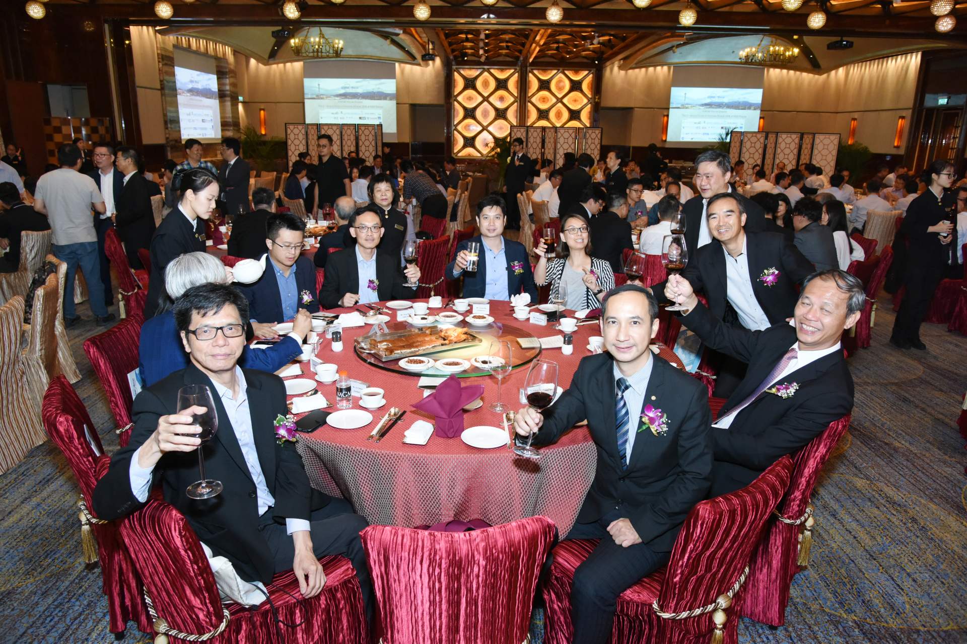 ASHRAE-Macao 2nd Annual Dinner